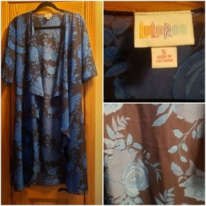 Small black and blue Shirley nwot